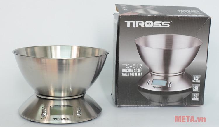 Cân Tiross TS817 thích hợp dùng cho nhà bếp
