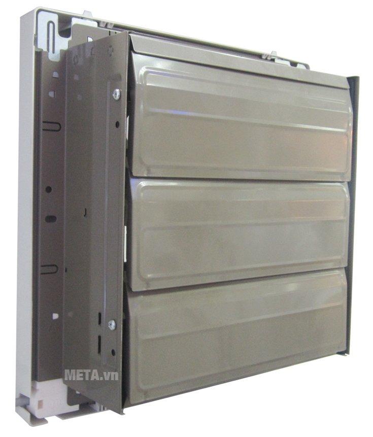 Quạt hút gắn tường Panasonic FV-25AU9 chất liệu cao cấp
