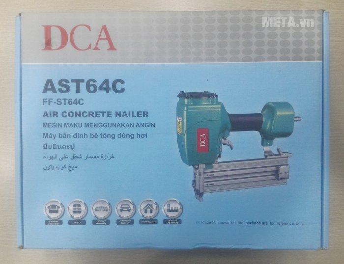 Hộp đựng bảo quản súng bắn đinh DCA AST64C