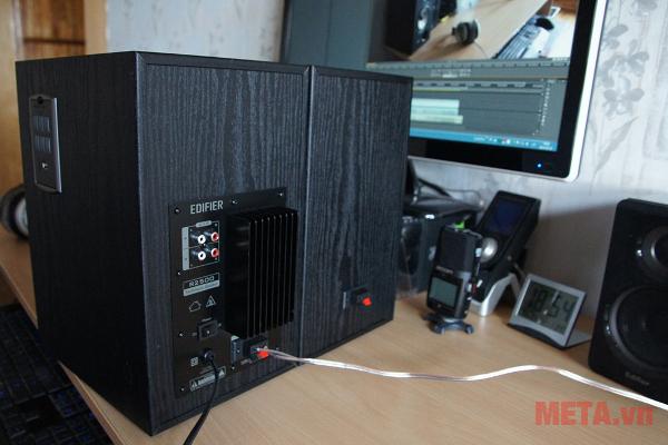 Loa Edifier R2500 được thiết kế hệ thống giải trí đa phương tiện