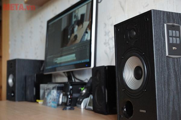 Loa Edifier R2500 đem lại âm thanh chất lượng