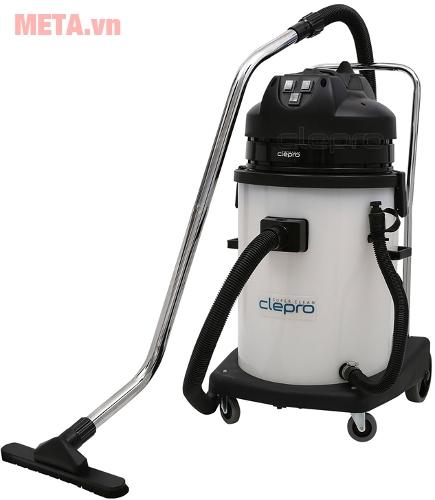 Máy hút bụi khô và ướt Clepro P3/60 là loại máy hút bụi công nghiệp
