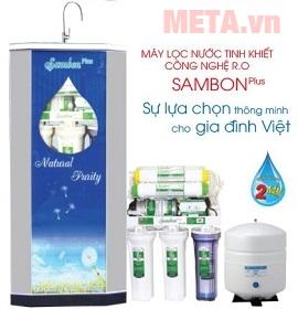 Hình ảnh máy lọc nước cao cấp Sambon RO C200-H (10 lõi lọc)