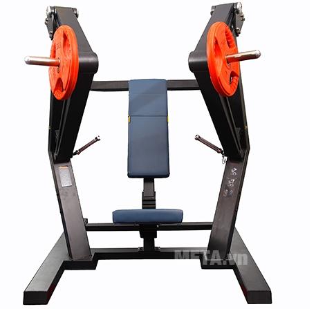 Máy tập ngực dưới Tiger Sport Premium TGP-430 tạo thế ngồi thoải mái cho người dùng