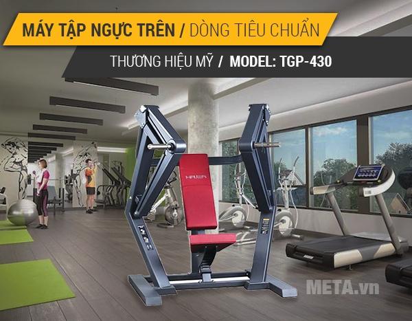 Máy tập ngực dưới Tiger Sport Premium TGP-430