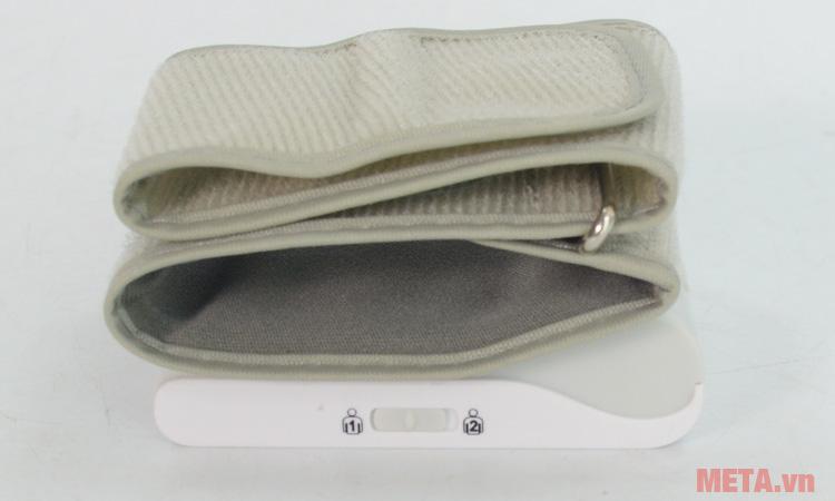 Microlife BP W2-Slim-Wrist có khả năng lưu giữ kết quả cho 2 người đo