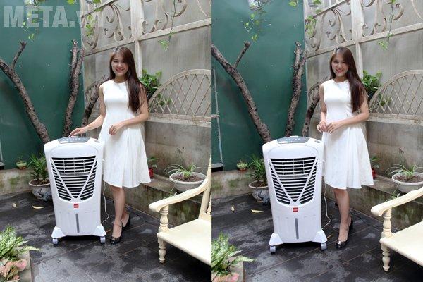 Máy làm mát Air Cooler Cello Dura Cool làm mát bằng nước, không phun sương không phun ẩm