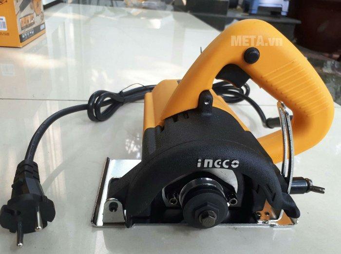 Máy cắt đá hoa cương INGCO MC14008 có chất liệu cao cấp