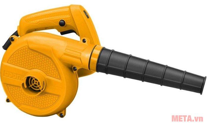 Máy thổi bụi INGCO AB6008 có đầu thổi nhỏ giúp thổi bụi ở những góc hẹp dễ dàng