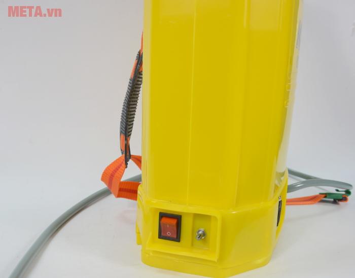 Công tác nguồn của bình xịt điện KCT 16D