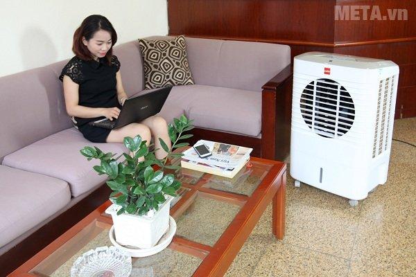 Máy làm mát Air Cooler Cello Smart 30 sử dụng cho phòng 20 - 30 m2