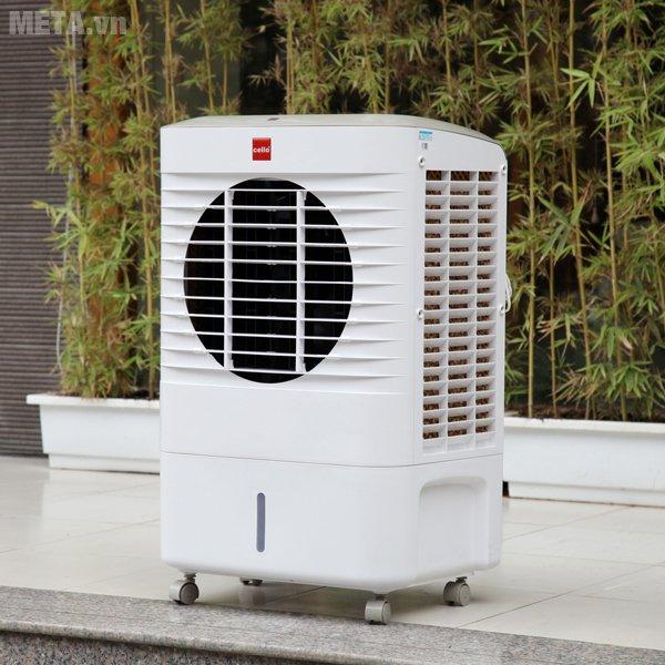 Máy làm mát Air Cooler Cello Smart 30 có vỏ máy bằng nhựa cao cấp
