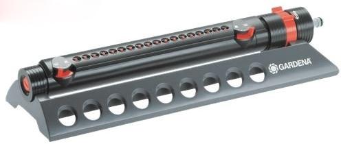 Bộ tưới nước Aquazoom Gardena 01973-20 dễ dàng điều chỉnh và sử dụng