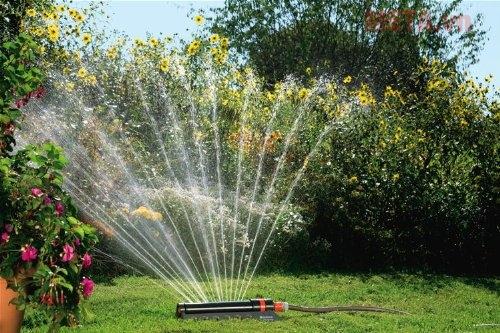 Hình ảnh thực tế bộ tưới nước Aquazoom Gardena 01973-20
