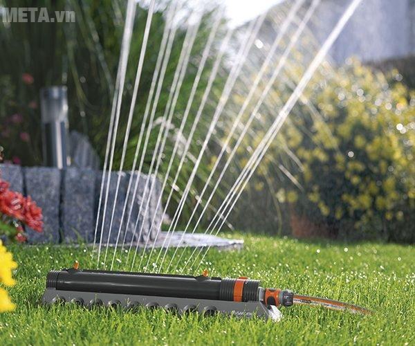 Bộ tưới nước Aquazoom Gardena 01975-20
