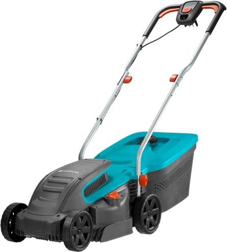 Máy cắt cỏ chạy điện Gardena 1200/32-05032-20 tạo sự thuận tiện cho người sử dụng