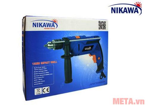 Máy khoan động lực Nikawa NK-I700 có thiết kế nhot gọn tiện lợi