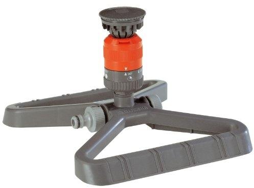 Bộ tưới xoay 360 Gardena 01948-20 với khớp nối chắc chắn chống rò rỉ nước ra ngoài