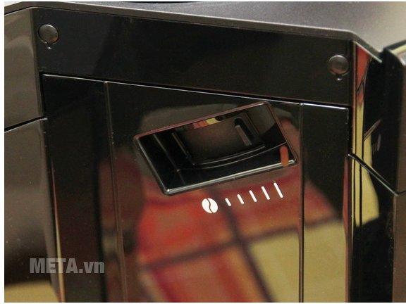 Máy pha cà phê Melitta Caffeo Passione OT có thể điều chỉnh độ mịn của cà phê
