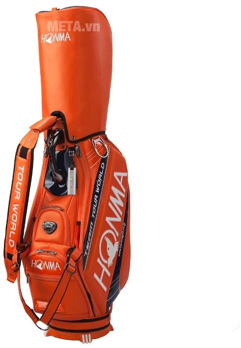 Túi đựng gậy golf Honma CB - 1701 màu cam