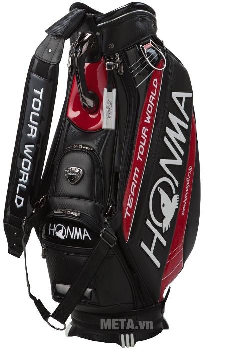 Túi đựng gậy golf Honma CB - 1701 màu đen