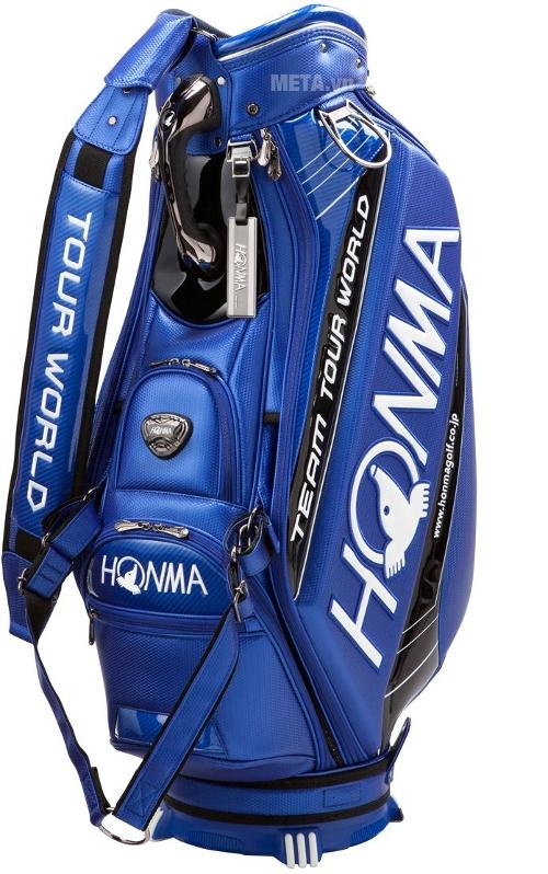Túi đựng gậy golf Honma CB - 1701 màu xanh