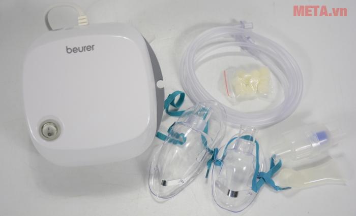 Máy xông khí dung Beurer IH18 dễ dàng sử dụng