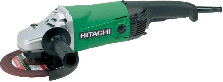 Máy mài góc Hitachi G18SS có tay nắm phụ giúp điều khiển đường mài chính xác