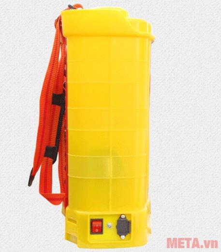 Máy phun thuốc trừ sâu điện Pona PN20-SP có trọng lượng chỉ 6kg