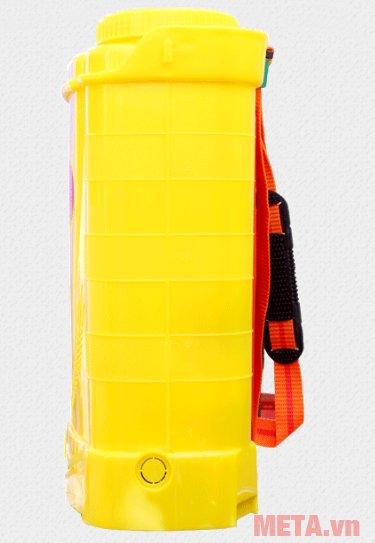 Máy phun thuốc trừ sâu điện Pona PN20-SP có dây đeo vai chắc chắn, chịu lực tốt