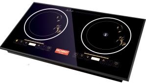 Bếp hồng ngoại Hichiko HC-2602 trang bị hệ thống cảm ứng hiện đại