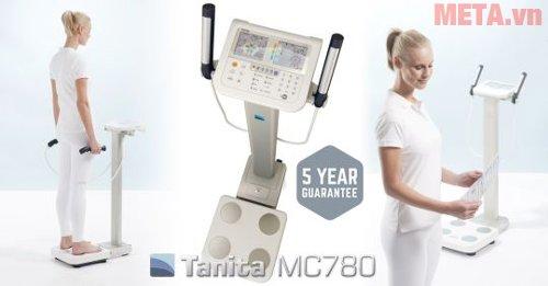 Hình ảnh cân Tanita MC-780MA