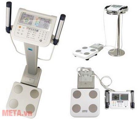 Cân sức khỏe phân tích từng phần cơ thể đa tần số Tanita MC-780MA có in kết quả