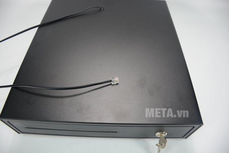 Ngăn kéo đựng tiền Procash JJ330C có cổng kết nối với máy tính
