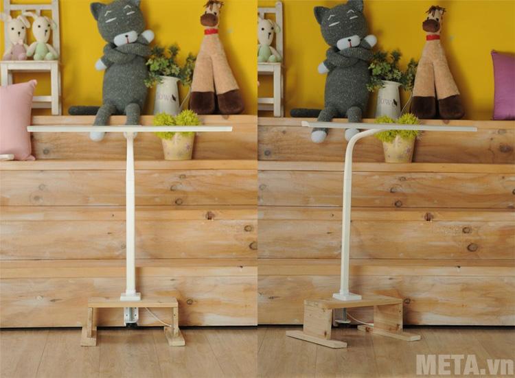 Đèn kẹp bàn led Hàn Quốc Broadwing phù hợp với mọi không gian