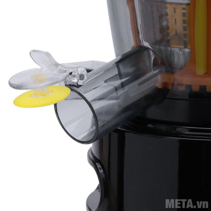 Nắp Smart Cap thông minh của máy ép trái cây Mishio