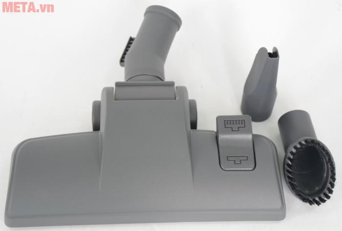 Các đầu hút của máy hút bụi gia đình LG VC2316NNDO/VC2316NNDPO