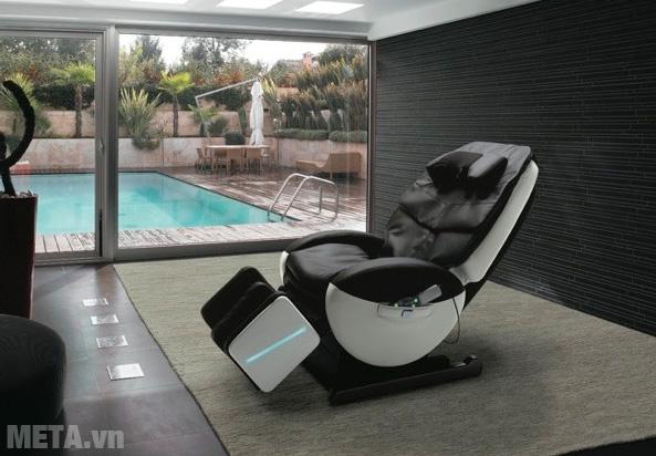 Ghế massage toàn thân Inada yUME Robo HCP-R100D với 5 liệu trình massage đặc biệt