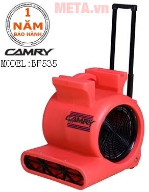 Quạt sấy thảm 3 cấp Camry BF533 là máy sấy thảm công nghiệp