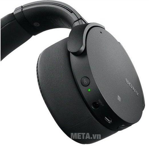 Tai nghe nhạc Sony MDRXB950N1 có khả năng chống ồn