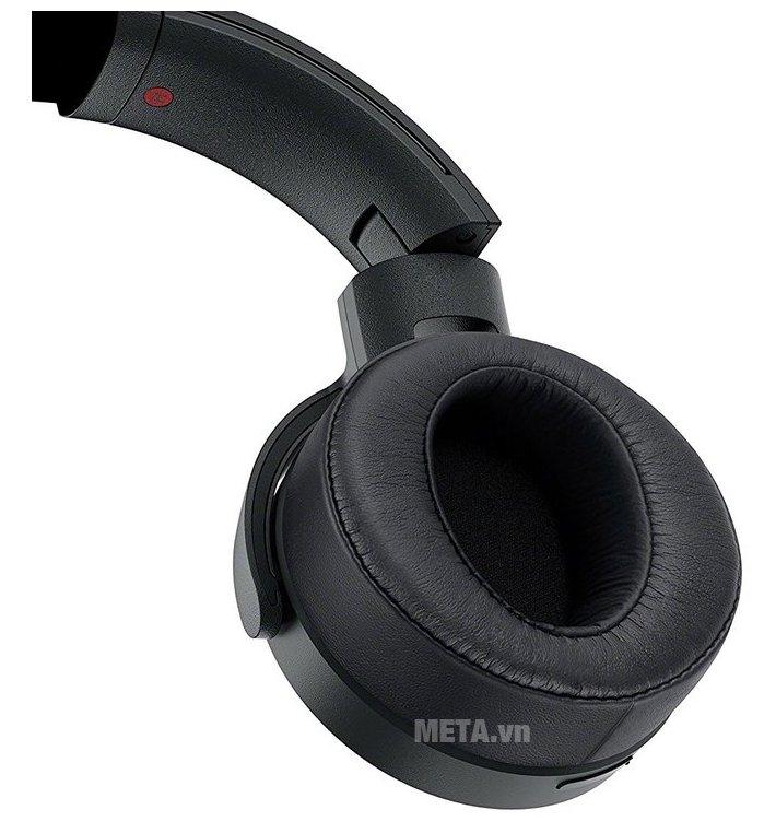 Tai nghe nhạc Sony MDRXB950N1 đeo êm tai