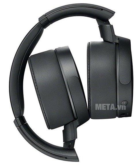 Tai nghe nhạc Sony MDRXB950N1 dễ dàng bỏ túi