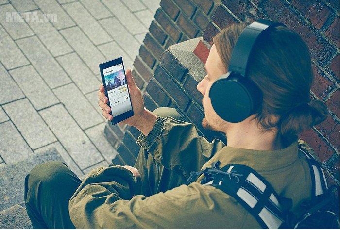 Tai nghe nhạc Sony MDRXB950N1 kết nối không dây