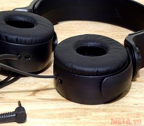 Tai nghe Sony Extra Bass MDR-XB250 trang bị công nghệ Extra Bass