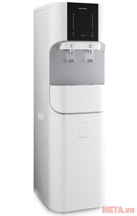 Máy lọc nước Coway CHP-671R có công suất lọc 12 lít/giờ