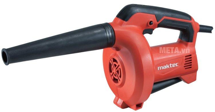 Máy thổi bụi Maktec MT401 có gam màu đỏ đen nổi bật