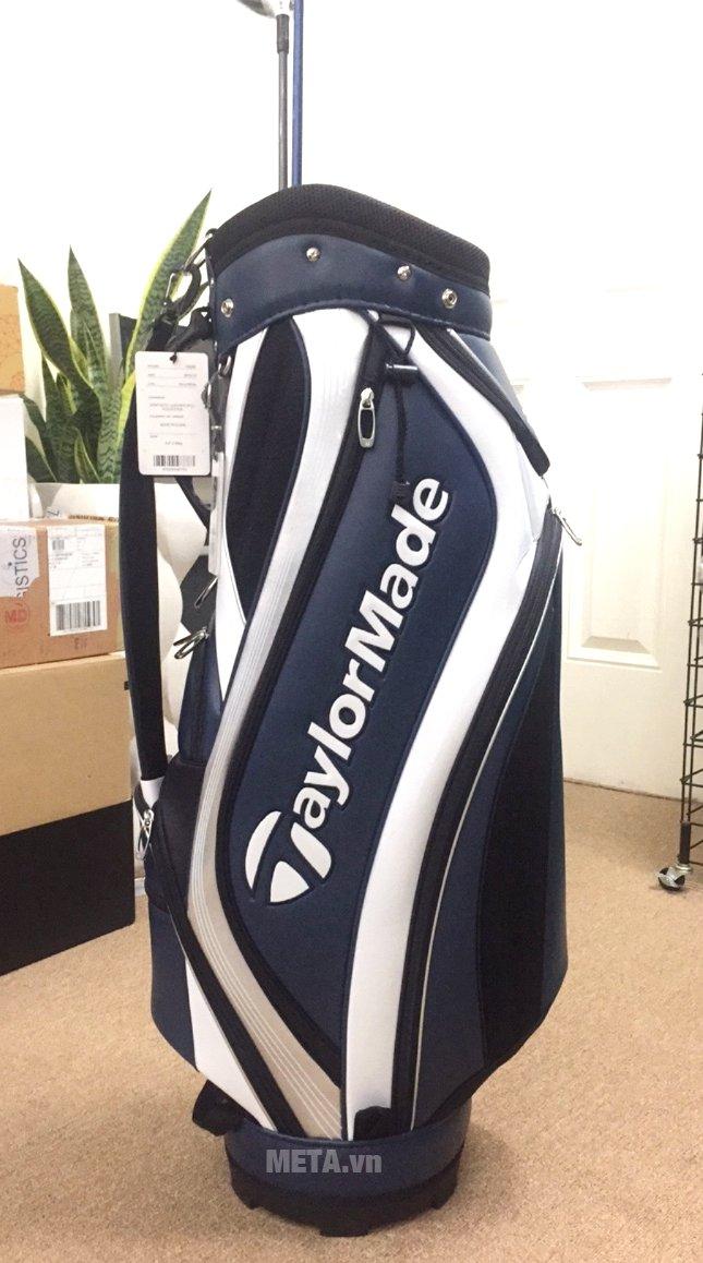Túi golf Taylormade BP4214 có chất liệu cao cấp