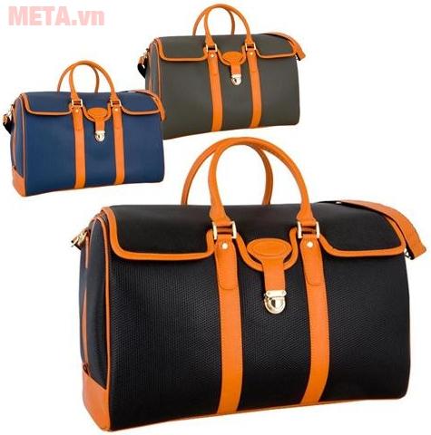 Form túi đứng vững trên bề mặt, đảm bảo ổn định các vật dụng bên trong