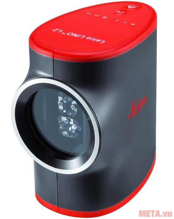 Máy cân mực laser Leica LINO L2 nhỏ gọn, dễ sử dụng