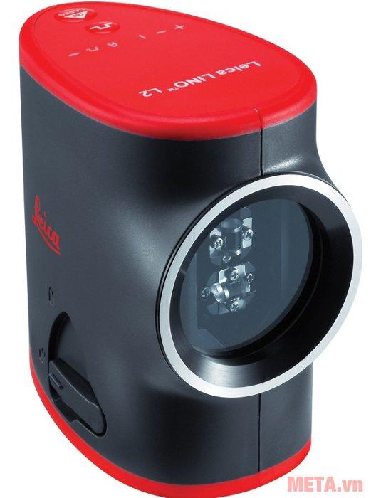 Máy cân mực laser Leica LINO L2 sử dụng rộng rãi trong ngành xây dựng